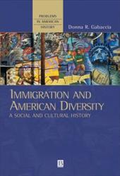 Immigration Amer Diversity P