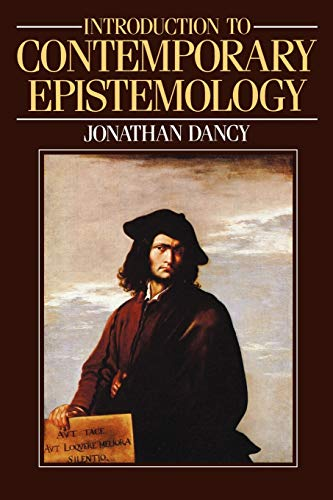 Introduction to Contemporary Epistemology 9780631136224