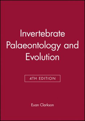 Invertebrate Palaeontology and Evolution 9780632052387