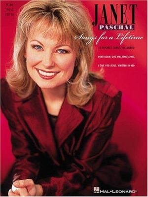 Janet Paschal - Songs for a Lifetime 9780634012280