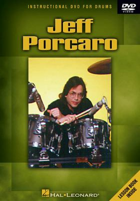 Jeff Porcaro: Instructional Drums [With Booklet] 9780634065583