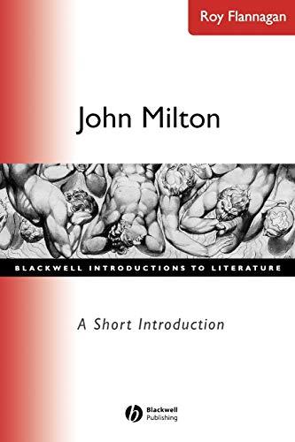 John Milton Short Intro P