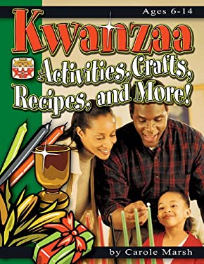 Kwanzaa: Activities, Crafts, Recipes, and More! 9780635021731