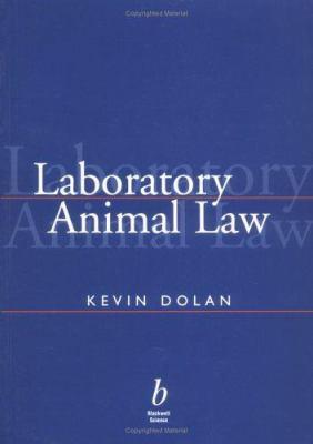 Laboratory Animal Law 9780632052783