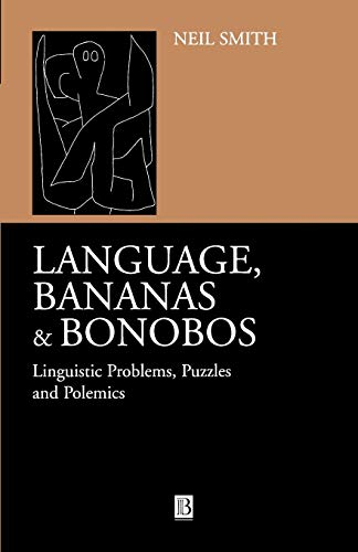 Language Bananas and Bonobos 9780631228721