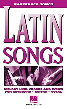 Latin Songs 9780634017513