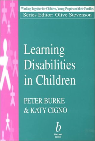 Learning Disabilities in Child 9780632051045
