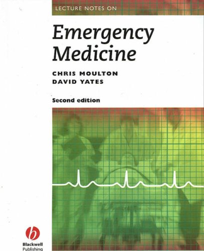 Lecture Notes on Emergency Medicine 9780632027668