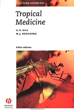 Lecture Notes on Tropical Medicine 9780632064960
