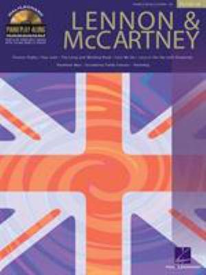 Lennon & McCartney: Piano Play-Along Volume 28 9780634089664