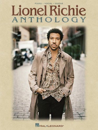 Lionel Richie Anthology 9780634081606