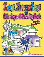 Los Angeles Coloring & Activity Book 2374494