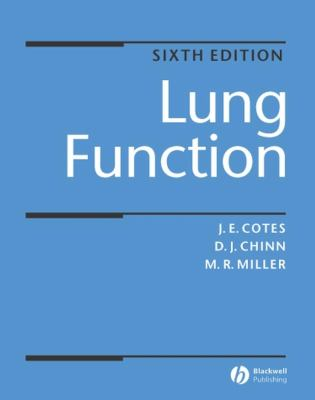 Lung Function: Physiology, Measurement and Application in Medicine 9780632064939