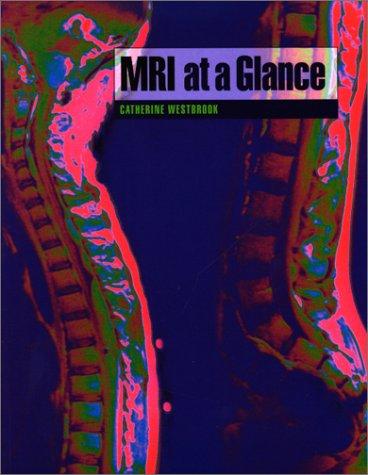 MRI at a Glance 9780632056194