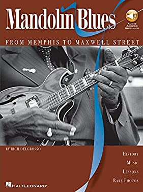 Mandolin Blues: From Memphis to Maxwell Street [With CD] 9780634072499