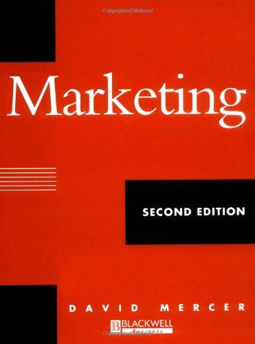 Marketing - 2nd Edition