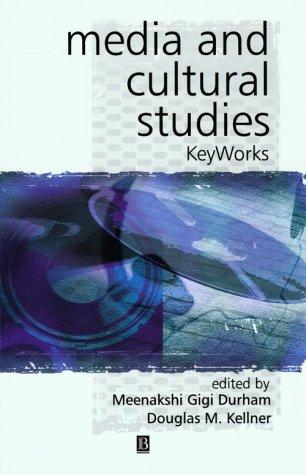 Media and Cultural Studies 9780631220961