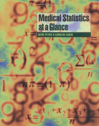 Medical Statistics at a Glance 9780632050758