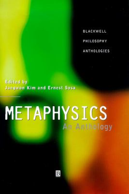 Metaphysics 9780631202783