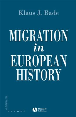 Migration in European History 9780631189398
