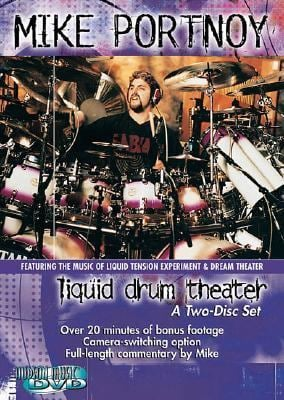 Mike Portnoy - Liquid Drum Theater: Featuring the Music of Liquid Tension Experiment and Dream Theater 9780634038297