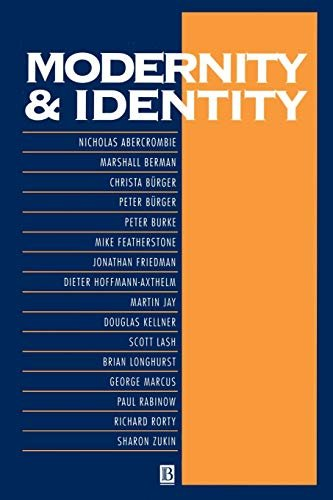 Modernity and Identity 9780631175865