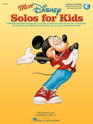 More Disney Solos for Kids 9780634081507