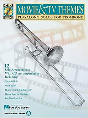 Movie and TV Themes: Play-Along Solos [With] 9780634004629