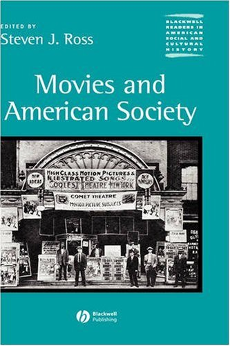 Movies and American Society 9780631219590