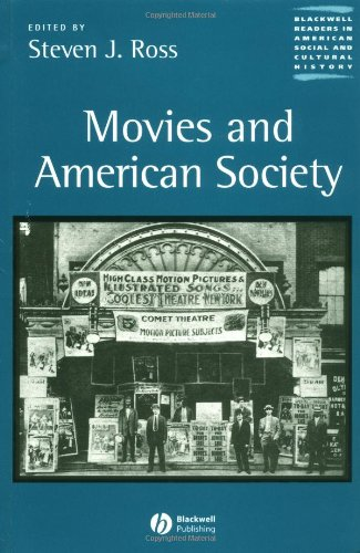 Movies and American Society 9780631219606