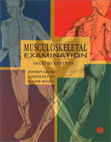 Musculoskeletal Examination 9780632045587