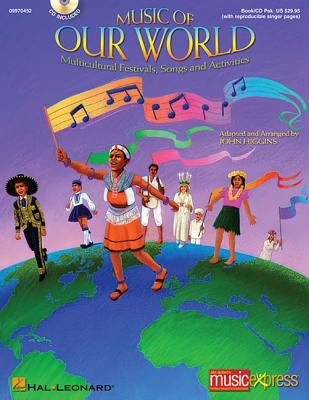 Music of Our World (Collection Resource) 9780634063213