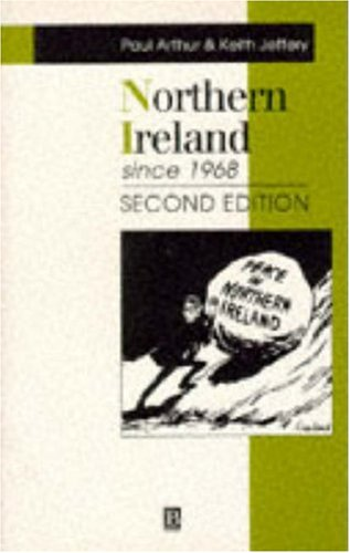 Northern Ireland Since 1968 9780631200840