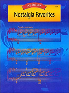 Nostalgia Favorites 9780634009136