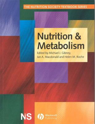 Nutrition and Metabolism 9780632056255