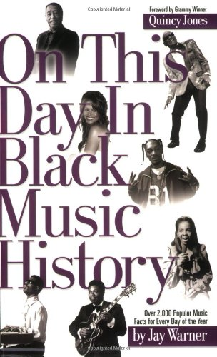 On This Day in Black Music History 9780634099267