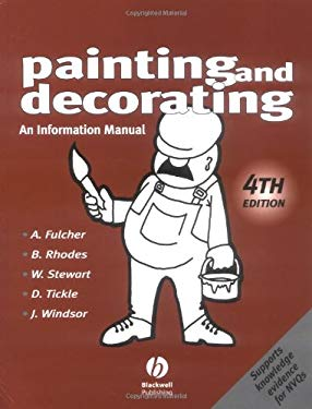 Painting and Decorating: An Information Manual 9780632041596