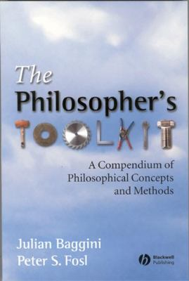 Philosopher's Toolkit 9780631228738