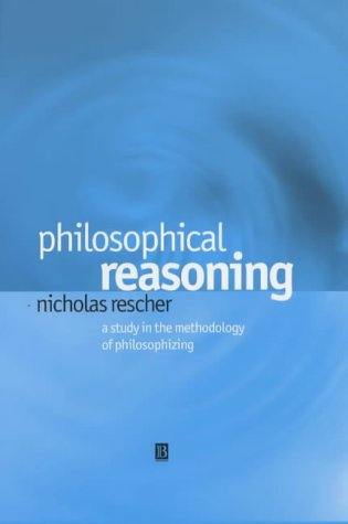 Philosophical Reasoning 9780631230175