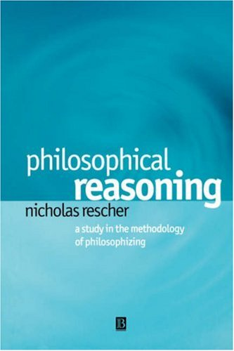 Philosophical Reasoning 9780631230182