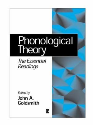 Phonological Theory 9780631204701