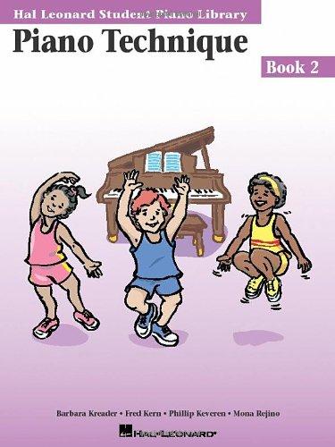 Piano Technique Book 2: Hal Leonard Student Piano Library 9780634004278