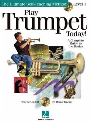 Play Trumpet Today!: Level 1 9780634028946