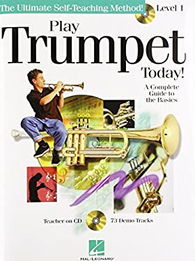 Play Trumpet Today! Beginner's Pack: Book/CD/DVD Pack 9780634053009