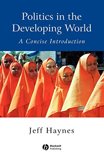 Politics in the Developing World: A Concise Introduction 9780631225560