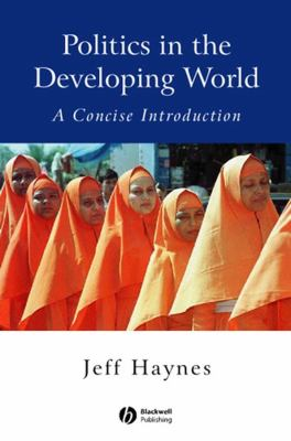 Politics in the Developing World: A Concise Introduction 9780631225553
