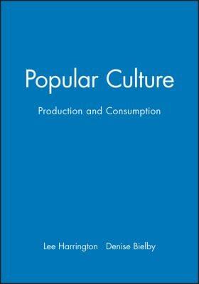 Pop Culture 9780631217107