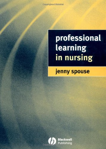 Professional Learning in Nursing 9780632059911