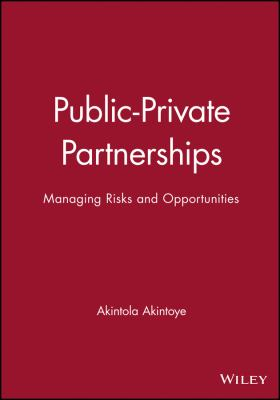 Public Private Partnerships 9780632064656