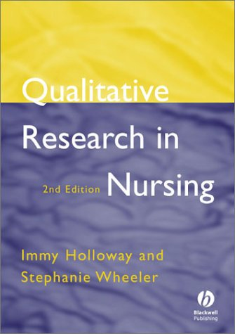 Qualitative Research in Nursing 9780632052844